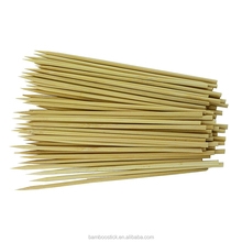 40cm wholesale round skewers bamboo skewer for BBQ
