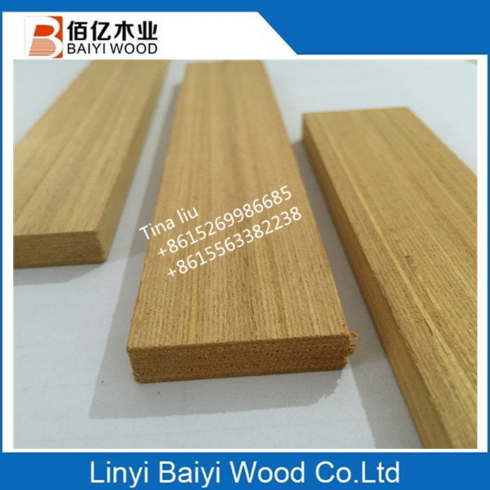 recon teak wood moulding wood margin for india market