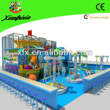 kids indoor entertainment equipment/cheap daycare equipment