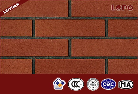Terracotta Wall Cladding Clay Brick Tile