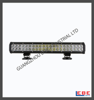 Auto led lights offroad lightbar working driving truck LB3039-126W