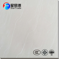 hot sale artificial thick pink soluble salt floor tile