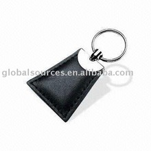 Promotional Leather Carabiner Key Ring