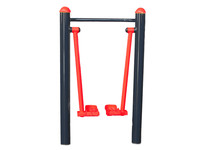 Popular air walker outdoor gym equipment used in park for sale