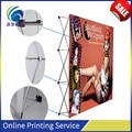 Vinyl PVC Indoor Folding Advertising Tension Display Pop up Banner
