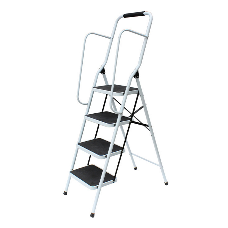 STEEL STEP LADDER/STOOL