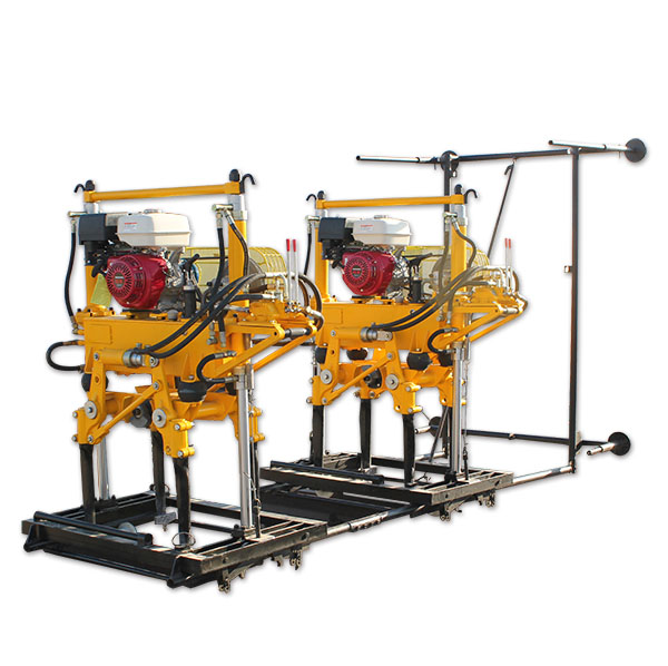 YD-22II Gold Chinese On Track Machinery Supplier Rail Tamping Machine