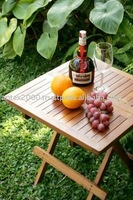 Teak Garden and Outdoor Furniture: Teak Square Picnic Table