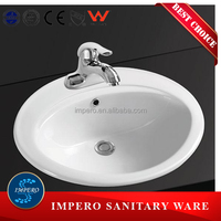 Modern Bathroom Design, Quality Round Art Basin Wholesale, Bathroom Above Counter