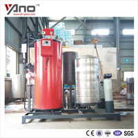 For Food Industry Sugar Pot 200KG/H Lpg Fired Steam Boiler