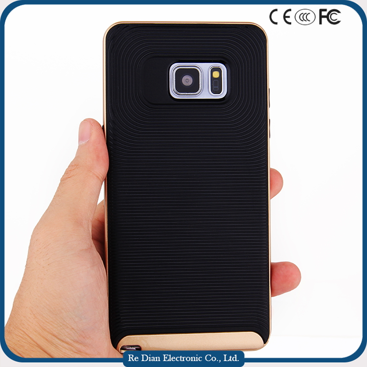 Multi-purpose Credit card holder Slide stand feature functional case phone case for samsung note5