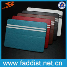 Newest design PU leather cover case for ipad 5 Hot