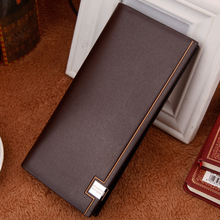 The New Man Long Purse Wallet Manufacturer Customized Fashion Long Purse Personality Style