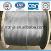 Steel Wire Rope Galvanized Various Specifications