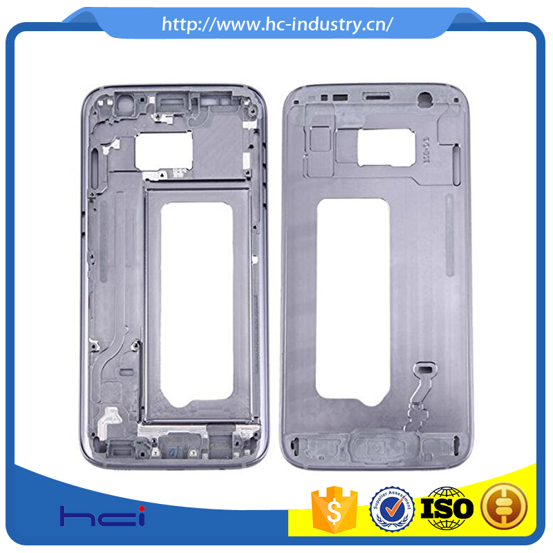 Replacement Metal Housing Bezel Chassis Middle Frame Bezel For Samsung Galaxy S7 G930