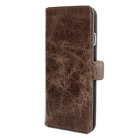 Mobile phone case of leather for iPhone 6