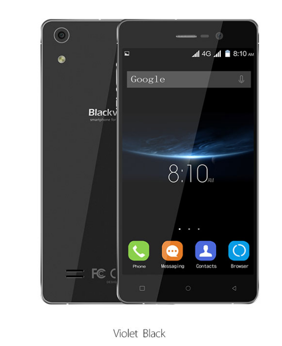 new products Original Blackview Omega Pro 3GB RAM 16GB ROM Camera 13MP blu mobile phone