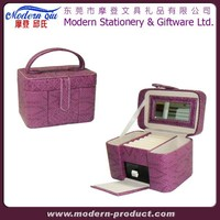 Jewelry Makeup Storage Box