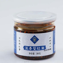 Hot Sale Spicy Chilli Sauce, 260g not sweet chill sauce