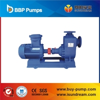 ZX series self-priming centrifugal farm irrigation water pump