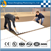 Hdpe Plastic Polyethylene Sheet Synthetic Ice Rink Uhmwpe Hockey Rink Boards Factory/plastic Board Game Pieces