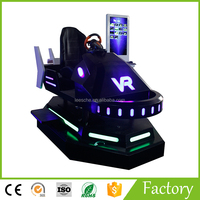 Best selling electric car racing game machine vr racing simulator room for adults kids