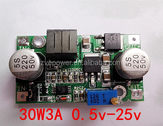 DC DC Automatic Buck boost Module Voltage Step up down Converter for Ardu