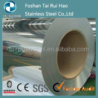 Cold rolled SS 440C stainless steel coil 2B finish
