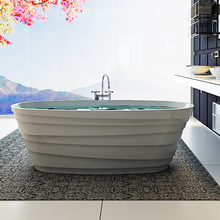 Artistic Stone Resin Bath Tub,Very Beautiful Tubs BS-8631