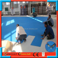 interlocking basketballer court flooring on sale