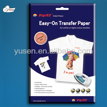Factory Sell Premium Quality T-Shirt Transfer Paper, View transfer ...