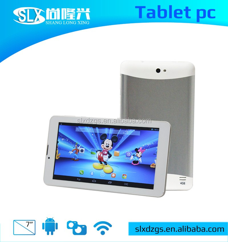 Cheap Tablet Android With Dual Sim Card,7 Inch 3G Phablet Tablet Pc Wifi Bluetooth TV