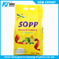 High Foaming Laundry Detergent Washing Powder