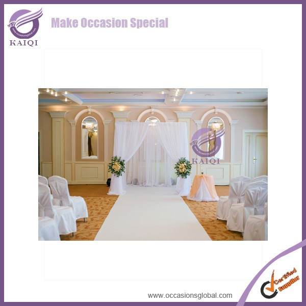 k6126 check design voile High standard modern window polyester decorative string curtain