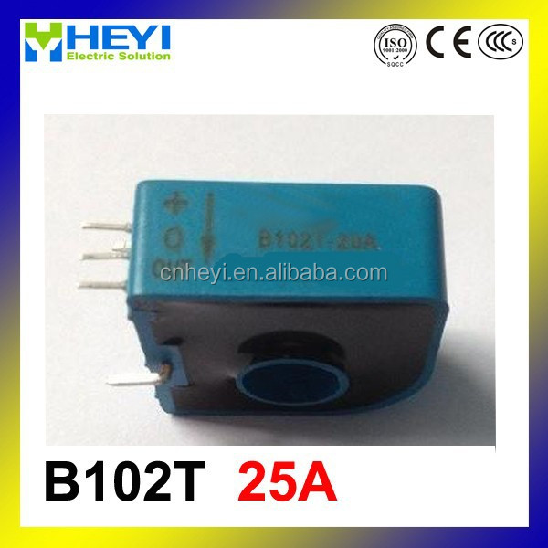 DC Current Transformer Closed loop Hall effect current sensor B102T