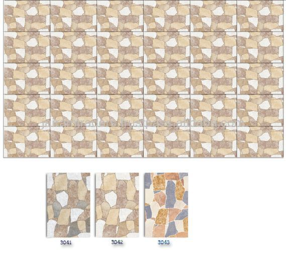 Exterior Ceramic Glazed Wall Tiles (30x45cm)