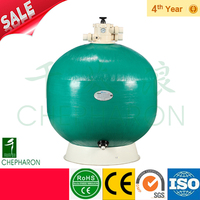 swimming pressure sand filter for water treatment made in china water filter