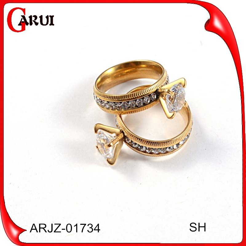 Joyas new products 2015 latest jewelry 18K gold wedding rings
