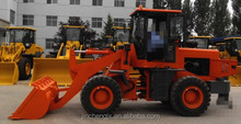 2T 4WD Hydraulic Compact Wheel Loader ZL20F