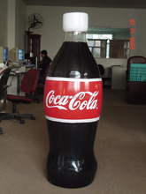 inflatable cocacola advertising/inflatable wine bottle/ cheep inflatable model