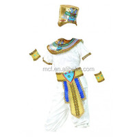 halloween adult men kids children egyptian pharaoh costume MC-0010