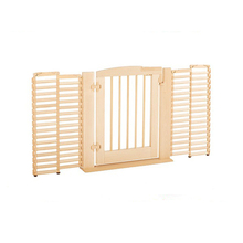 2017 hot sale educational baby wooden custom paly yard playpen for children