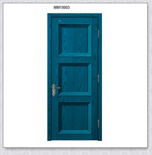 Patented Design Interior Wooden Door Aluminum Bone Soundproof Door