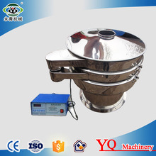 Potato flakes pulp stainless steel ultrasonic vibtrating screen