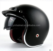 Helmet motorcycle dot approved classic motorcycle helmet open face retro helmet