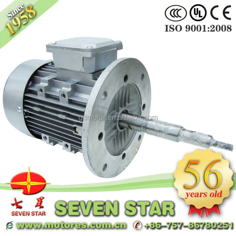 Universal 3 phase used electric motors with CE