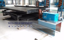 manganese double layer shaker table