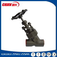 Industrial Forged Steel Y-Globe Valve