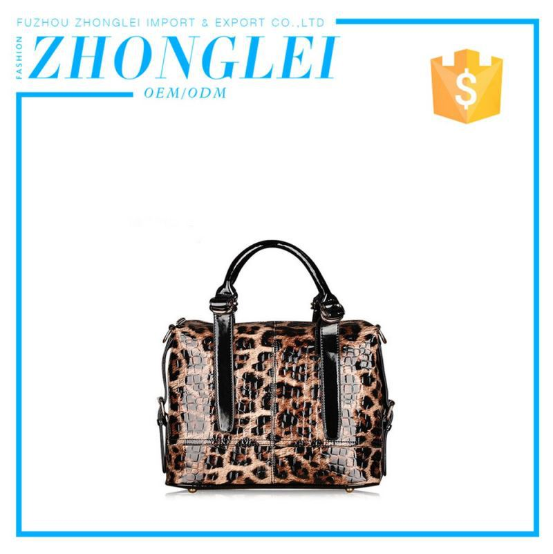 Custom Printed Business Ladies Handbags In Singapore