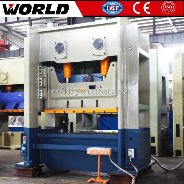 315Ton H Frame double crank metal stamping power press machine
